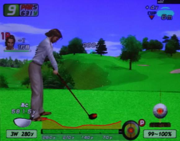 架空ゴルフコース しゅんYの挑戦状 (26)