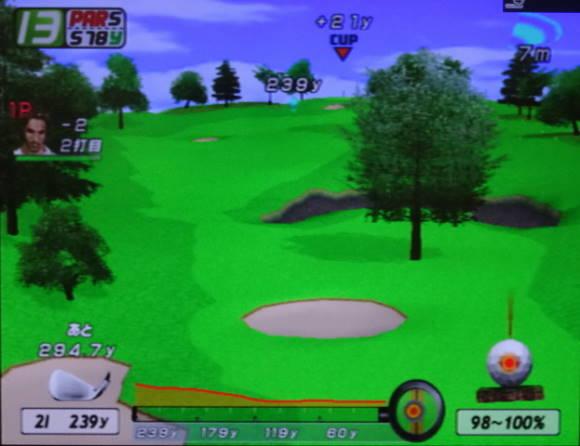 架空ゴルフコース しゅんYの挑戦状 (40)