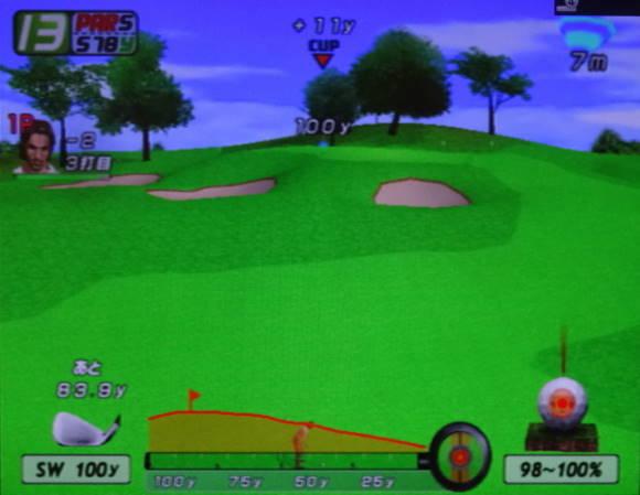 架空ゴルフコース しゅんYの挑戦状 (41)