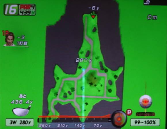 架空ゴルフコース しゅんYの挑戦状 (50)