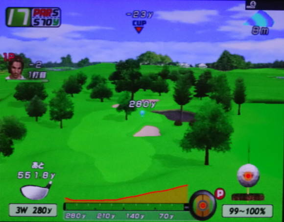 架空ゴルフコース しゅんYの挑戦状 (55)