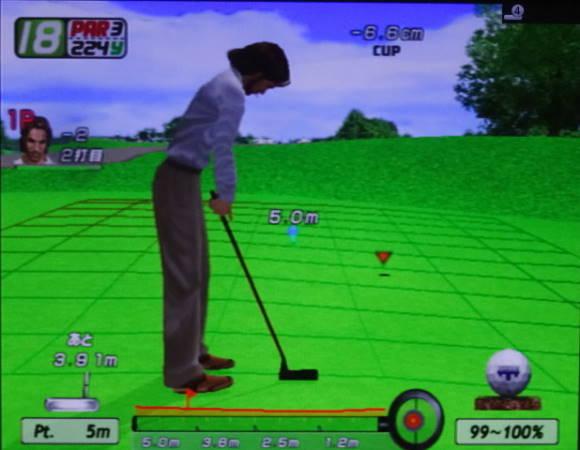 架空ゴルフコース しゅんYの挑戦状 (61)