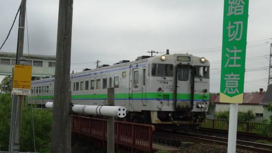 夕張 南空知 駅舎めぐり (30)