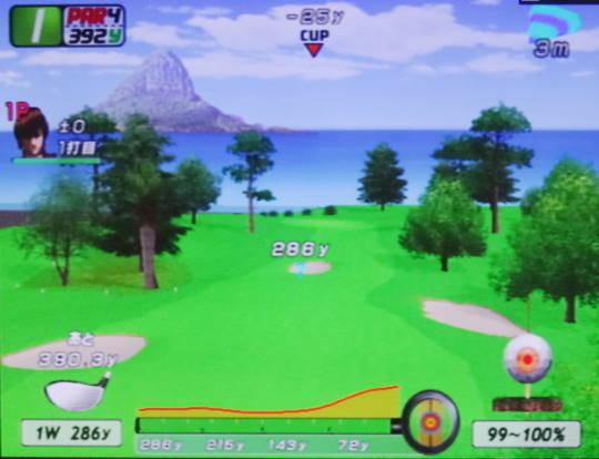 架空ゴルフコース ブルーグリーンGL (2)