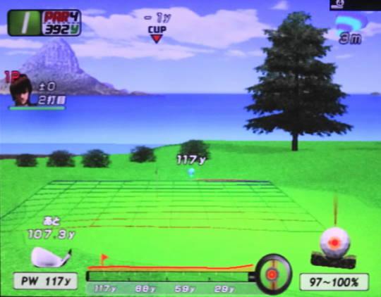 架空ゴルフコース ブルーグリーンGL (3)