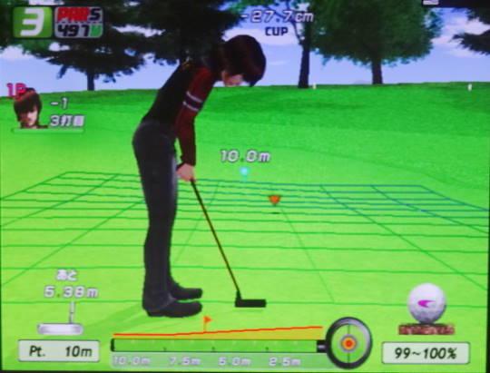 架空ゴルフコース ブルーグリーンGL (9)