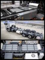ダイムラー「Urban eTruck」EVトラック