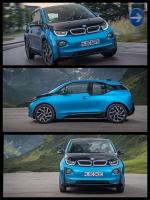 新型BMWi3 2016