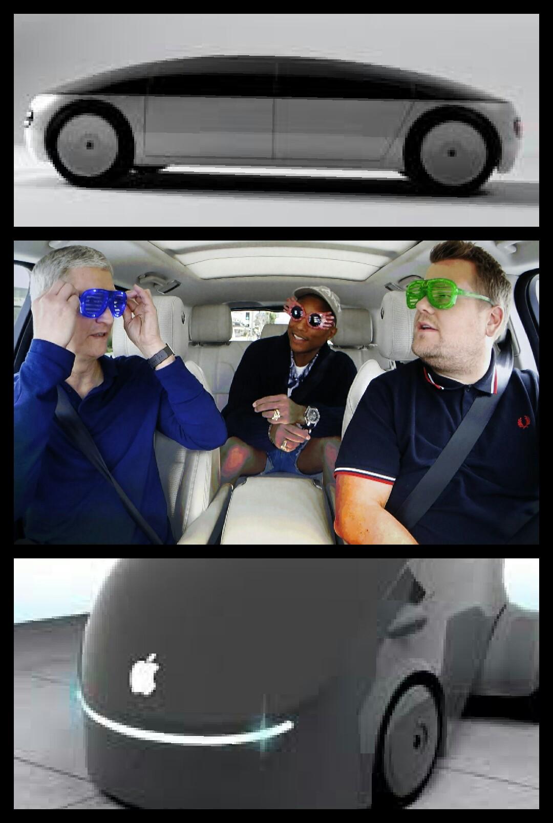 アップルカー 頓挫?