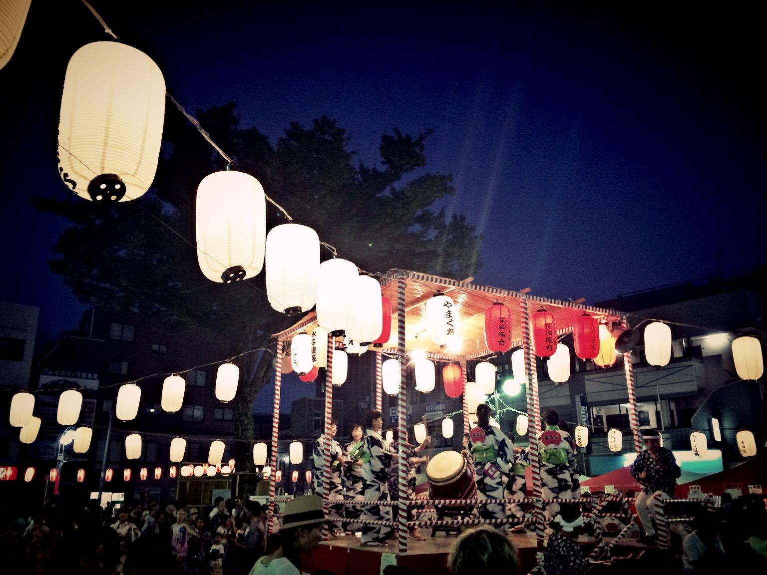 喜多見祭り 2016
