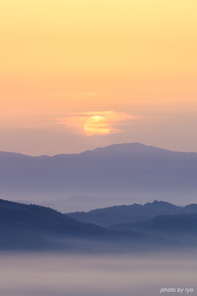 薄い霧の朝_6