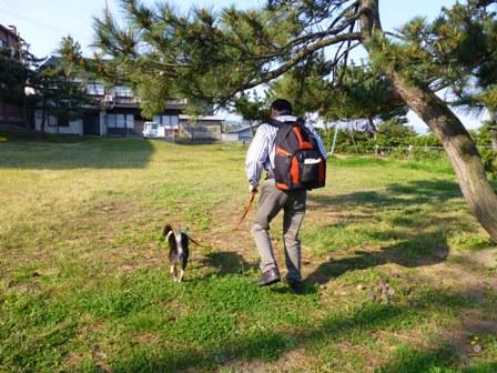 本陣粋月朝のお散歩2