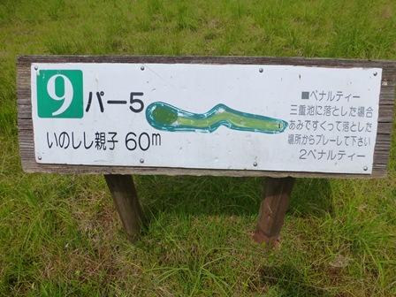 スメールパターゴルフ16