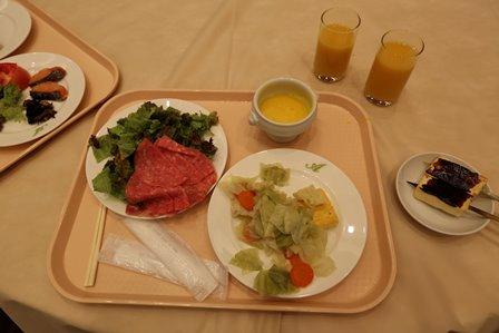 ローザブランカ朝食20