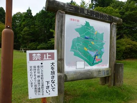 三重県上野森林公園2