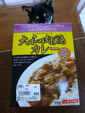 シルクロードヤマト大和肉鶏カレー2