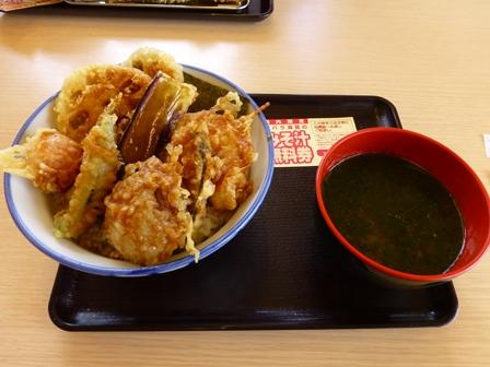 天丼天ぷら本舗 13