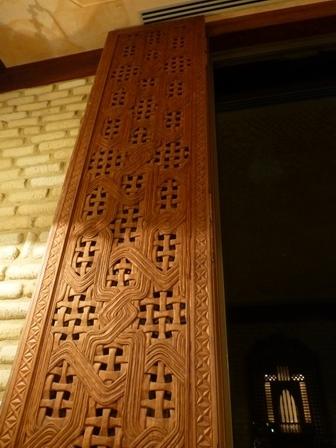 ホテル川久夕食3