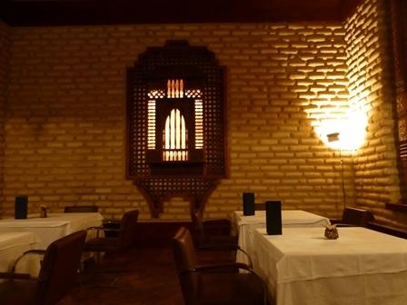 ホテル川久夕食5