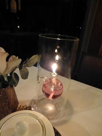 ホテル川久夕食9