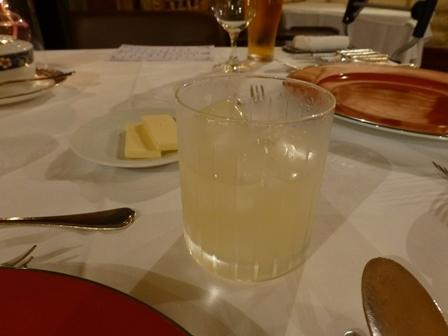 ホテル川久夕食10