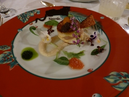 ホテル川久夕食17