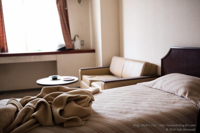 白樺湖グランドホテル_綺麗な洋室