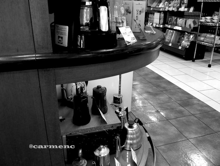 珈琲コーナーinスーパー