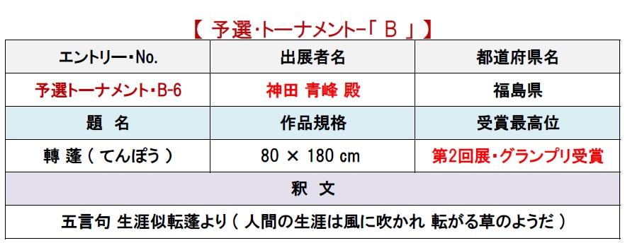 個表-b-6