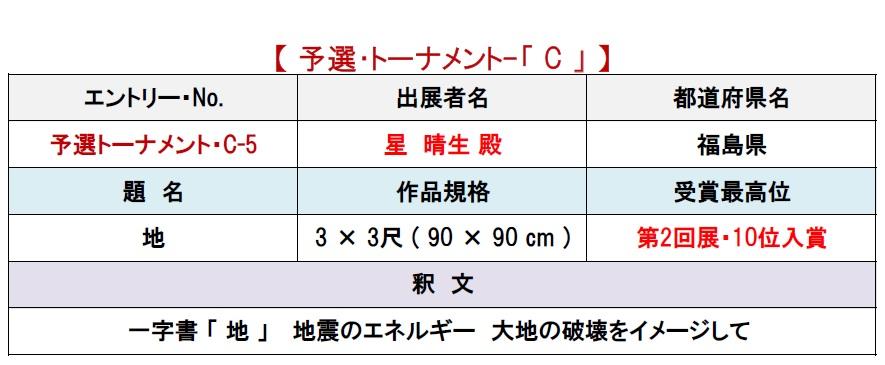 個表-c-5