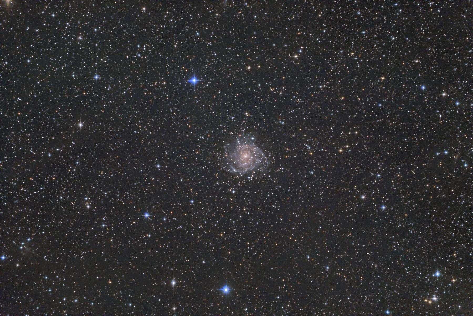 【銀河】マフィアじゃないよ、マフェイ銀河群 IC342 ∑(゚Д゚; )!?