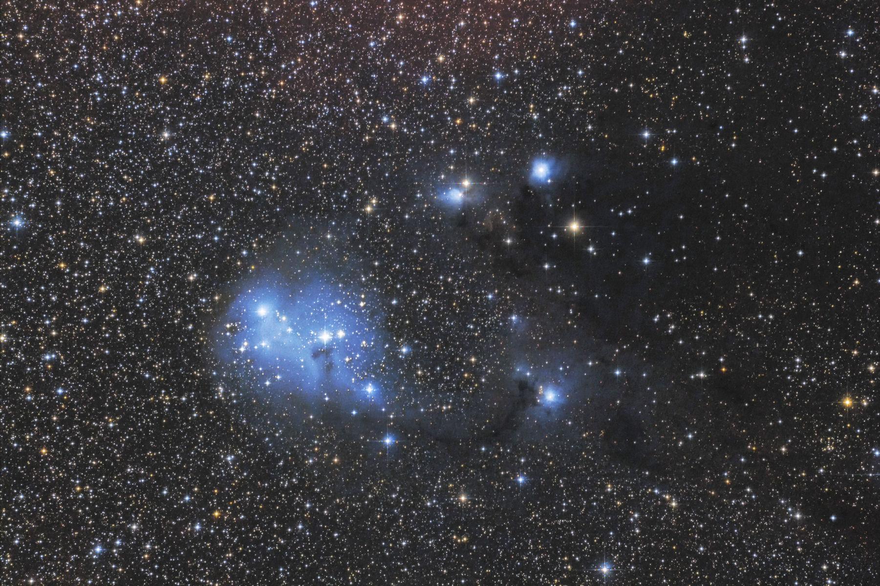 【星雲】IC2169 パエリヤの具と言えば、かたつむり星雲(ノ゚∀゚)ノ