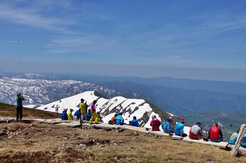 姥ケ岳山頂-2