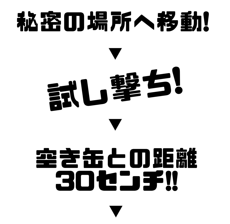 7 マルゼン CA870 ソードオフ ショットガン 購入 & ロッテリア長尾モデル(誰やw) オプションパーツが完成! レビュー