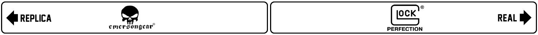 00 GLOCK ハードガンケース!!『実物純正』 vs 『レプリカ』 !! どっちを選ぶ! どれ程違うのかを検証してみた!! 購入 開封 レビュー 価格 最安!!