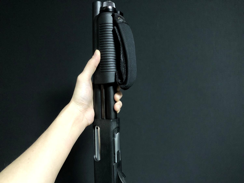 12 MALZEN CA870 ヘ G&P製 22連マガジンを装着してみた!! G&P ショットガン M870用 GP453 購入 取付 レビュー!!