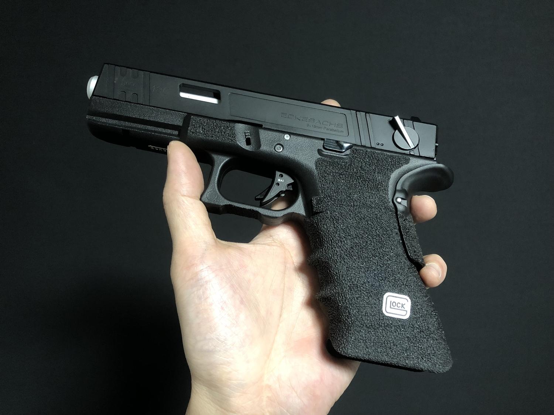 444 GunsModify GLOCK SAI アジャスタブルトリガー Ver3 GM0026 GM0079 に交換してみた! GLOCK G18C カスタム 購入 分解 取付 交換 取付方法 レビュー!!