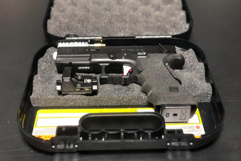 2 GunsModify GLOCK SAI アジャスタブルトリガー Ver3 GM0026 GM0079 に交換してみた! GLOCK G18C カスタム 購入 分解 取付 交換 取付方法 レビュー!!