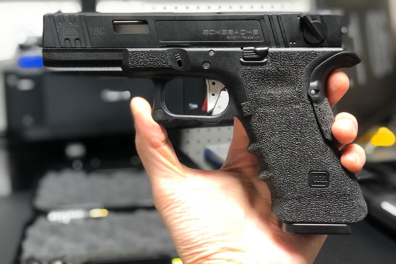 3 GunsModify GLOCK SAI アジャスタブルトリガー Ver3 GM0026 GM0079 に交換してみた! GLOCK G18C カスタム 購入 分解 取付 交換 取付方法 レビュー!!