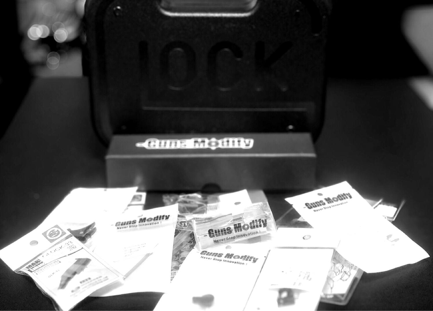 25 GunsModify GLOCK SAI アジャスタブルトリガー Ver3 GM0026 GM0079 に交換してみた! GLOCK G18C カスタム 購入 分解 取付 交換 取付方法 レビュー!!