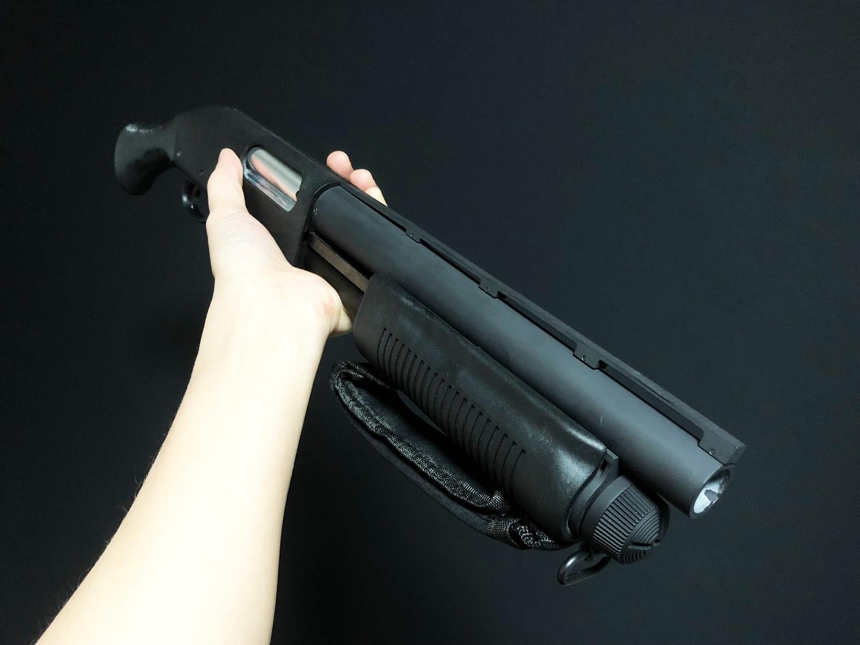 0 MALZEN CA870 アウターバレル カスタム!! G&P製 M870 Mad Dog リアル ショート アウターバレルを付けて見た!! G&P Shotgun CA870 Mad Dog Type Front Set Short GP806A 購入 取付 レビュー