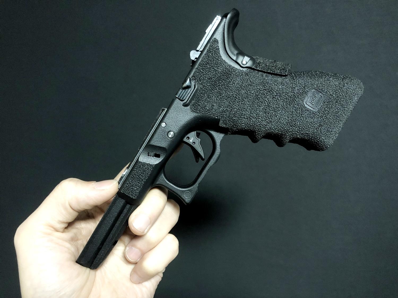 0 GLOCK G18C カスタムしたるぞー!!続編!! Guns Modify ステンレス フレーム ロックピン & エクステンドスライドロック!! 購入 取付 交換 カスタム レビュー!!