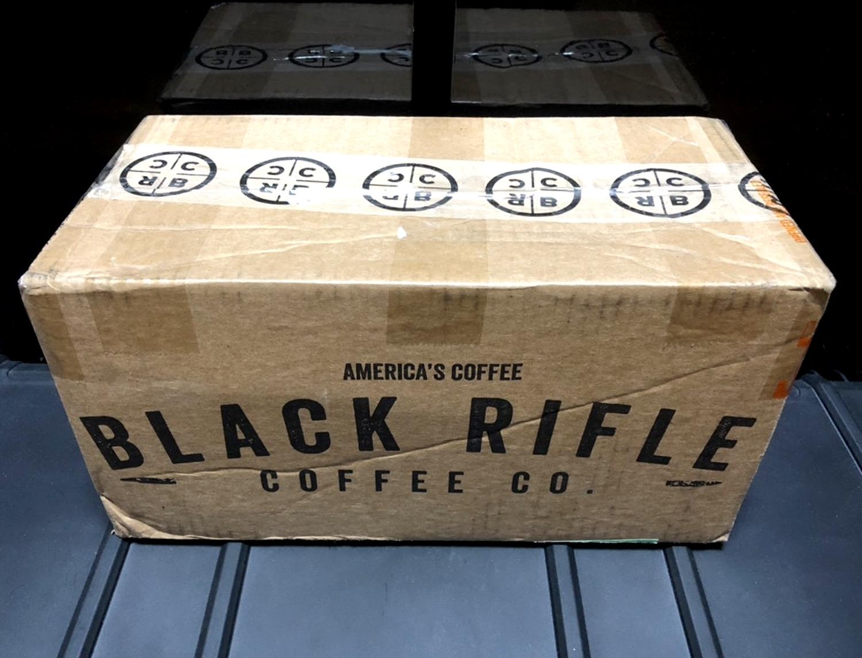 1【BRCC】 Black Rifle Coffee ブラックライフルコーヒー!! ミリタリーグッズのご紹介!! 購入・輸入方法 レビュー!!