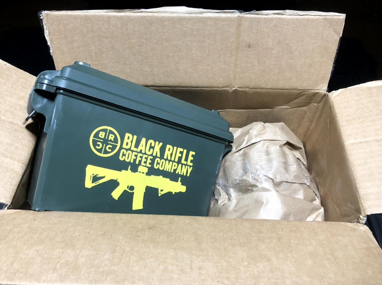 5【BRCC】 Black Rifle Coffee ブラックライフルコーヒー!! ミリタリーグッズのご紹介!! 購入・輸入方法 レビュー!!