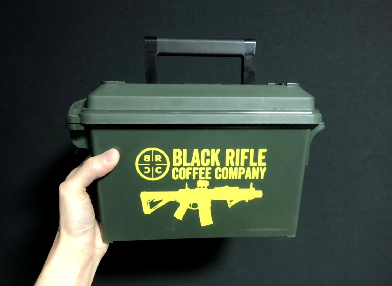 8【BRCC】 Black Rifle Coffee ブラックライフルコーヒー!! ミリタリーグッズのご紹介!! 購入・輸入方法 レビュー!!
