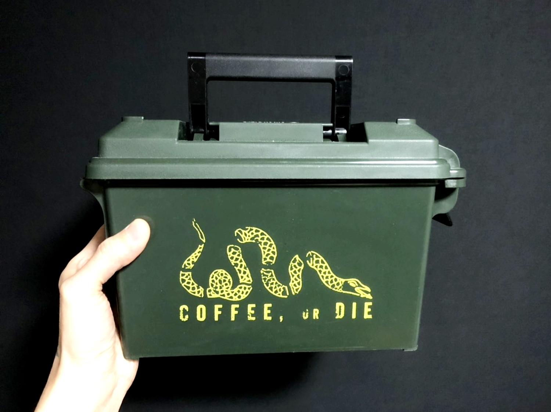 7【BRCC】 Black Rifle Coffee ブラックライフルコーヒー!! ミリタリーグッズのご紹介!! 購入・輸入方法 レビュー!!
