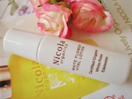 オーガニック認証、100%天然【ニコラ・美容スキンオイル】浸透力抜群でスッピン肌にツヤ、透明感!シミにいい美白力!