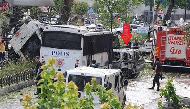 イスタンブールでテロ発生
