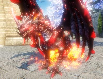紅焔龍アグナス