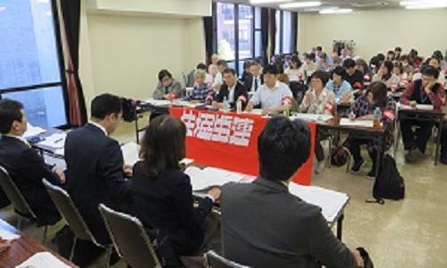 2018_1117 2018秋闘第2回団体交渉(神奈川婦人会館) (10)s
